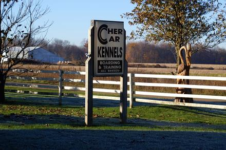 Cher Car Kennels in St. Johns, Michigan